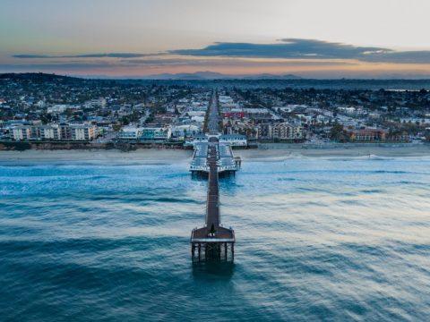 San Diego's Piers
