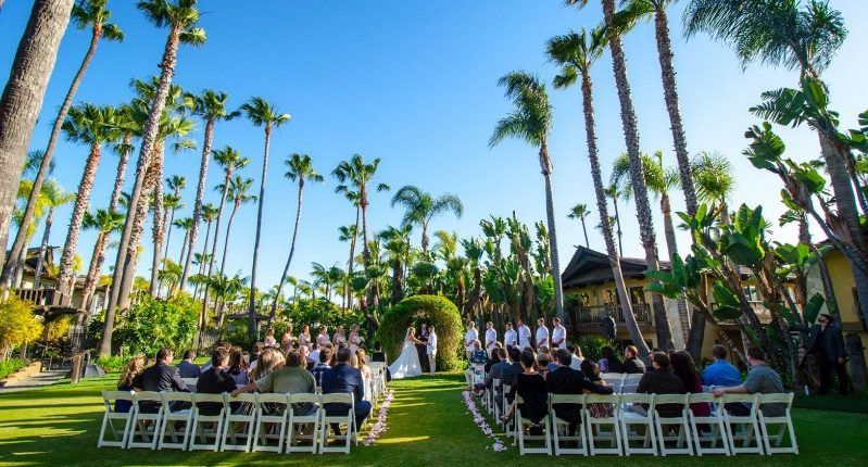Waterfront Weddings at Humphreys